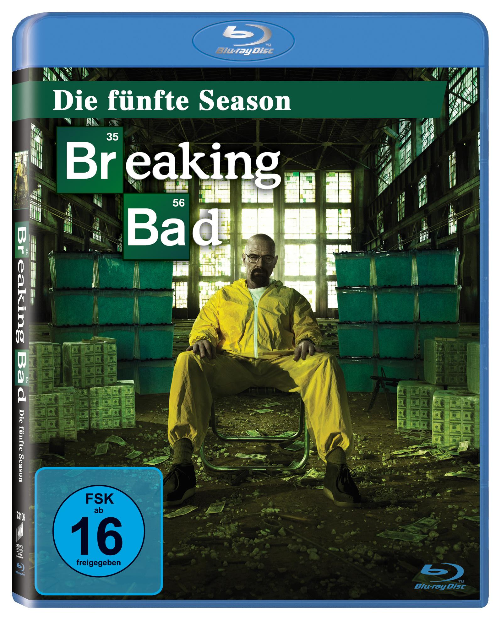 Image of Breaking Bad - Season 5