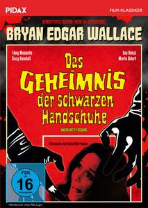 Image of Bryan Edgar Wallace: Das Geheimnis der schwarzen Handschuhe