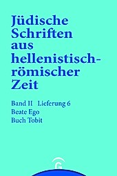 Buch Tobit - eBook - Beate Ego,