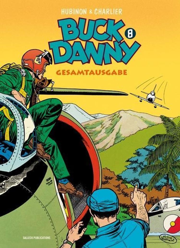 Buck Danny Gesamtausgabe Buch Versandkostenfrei Bei Weltbild Ch