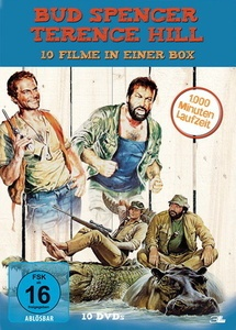 Image of Bud Spencer & Terence Hill