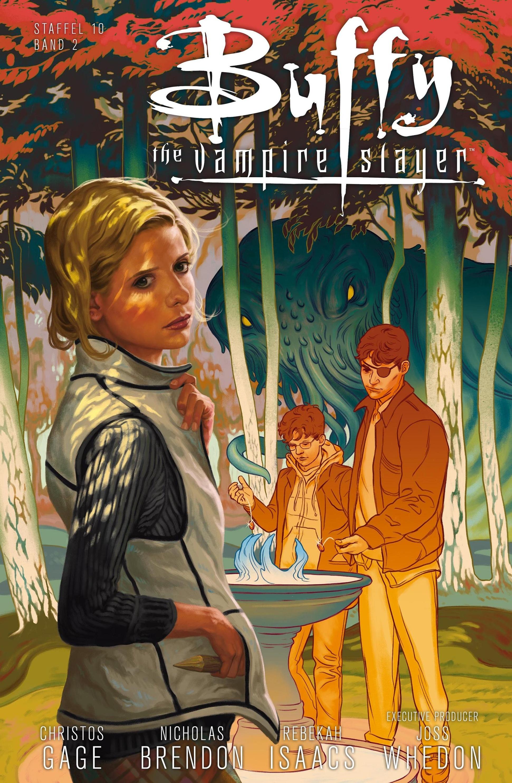 Buffy Staffel 2