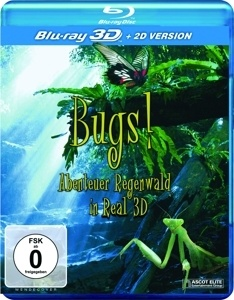 Image of Bugs! - Abenteuer Regenwald - Real 3D