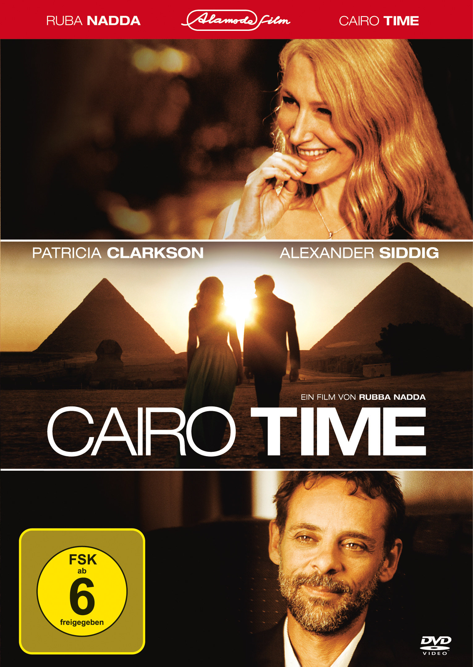 Image of Cairo Time, DVD