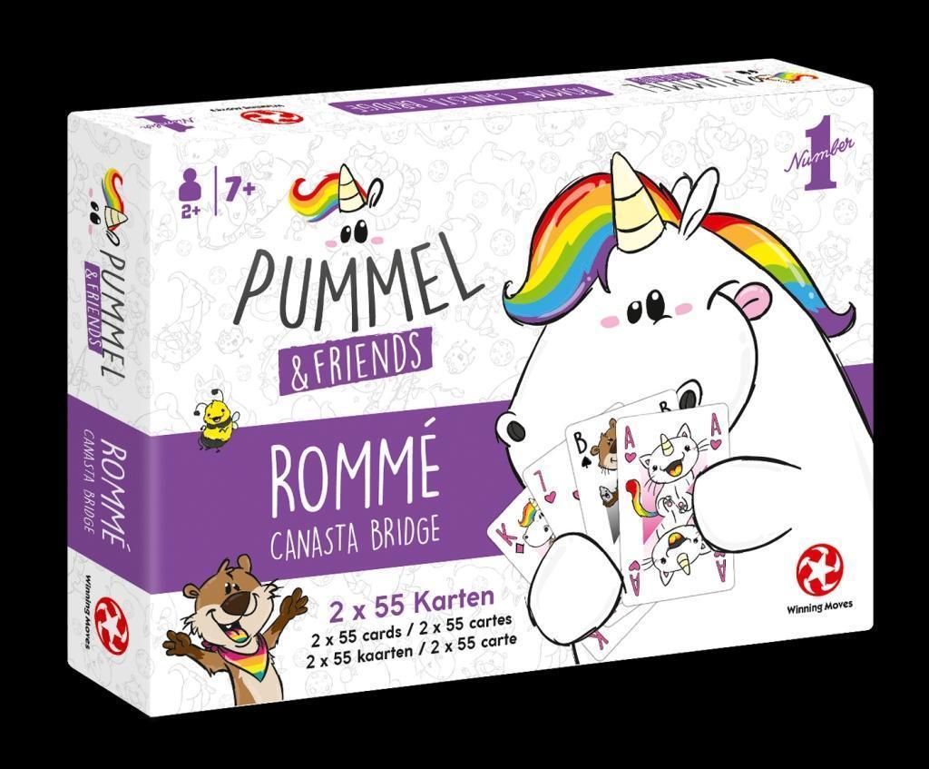Canasta Bridge Rommé Pummel & Friends (Spiel)