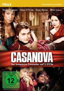 Image of Casanova - Der komplette Zweiteiler