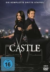 Image of Castle - Die komplette dritte Staffel