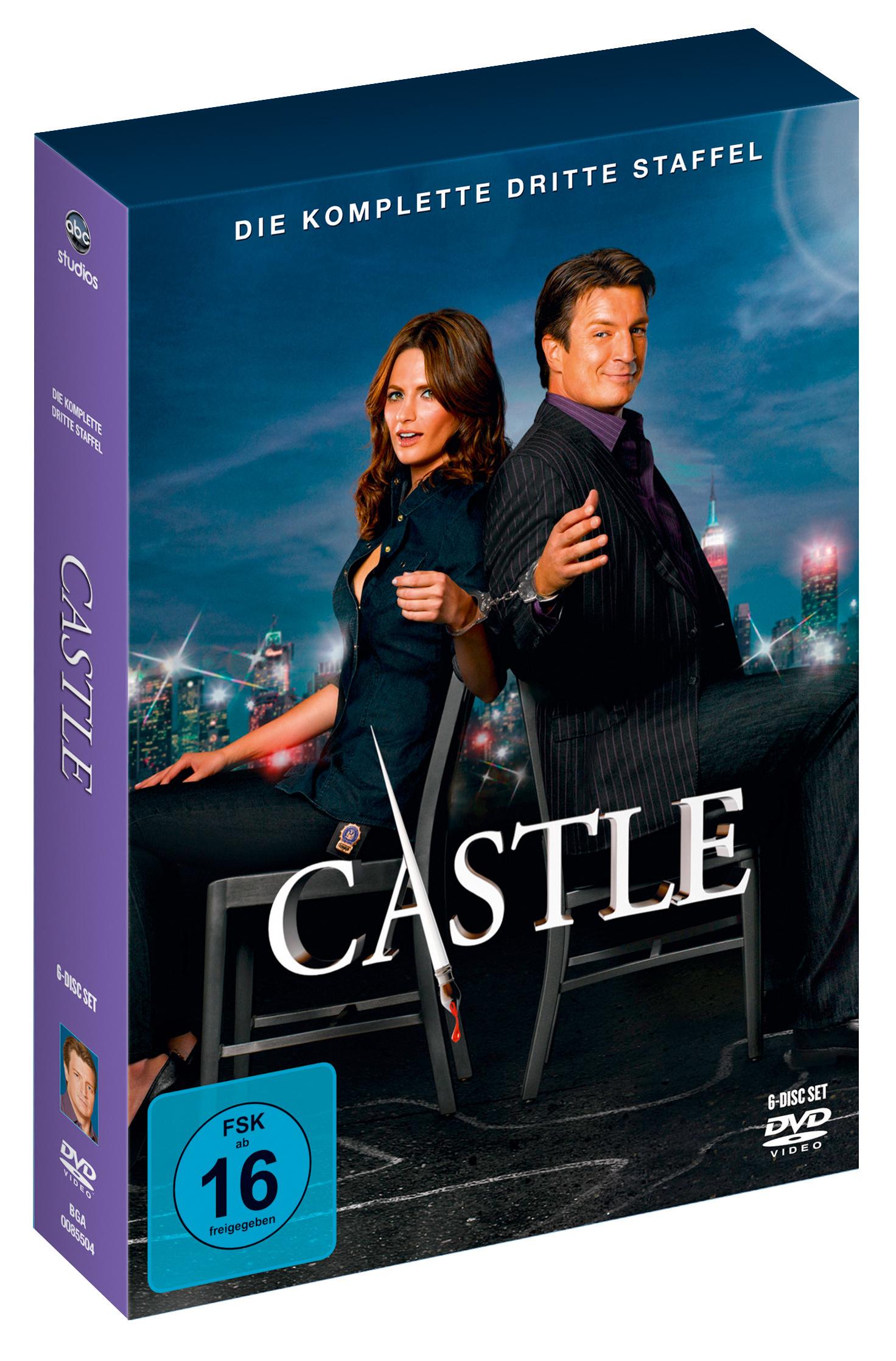 Image of Castle - Staffel 3