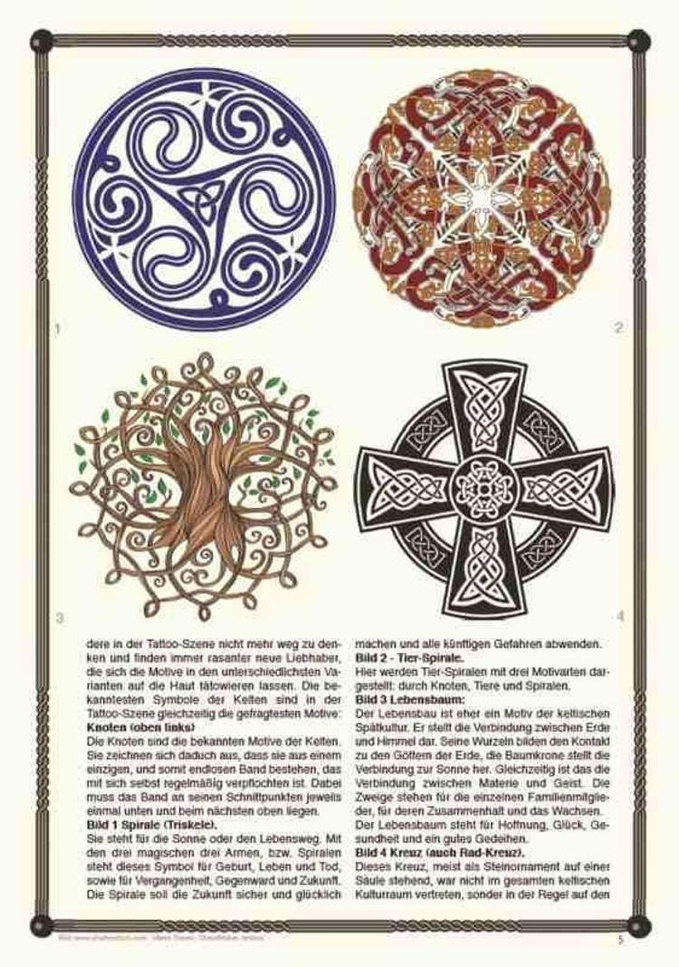 Celtic Tattoo Sketchbook Buch Versandkostenfrei Bei Weltbild De