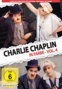 Image of Charlie Chaplin in Farbe - Vol. 4