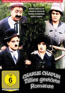 Image of Charlie Chaplin - Tillies gestörte Romanze