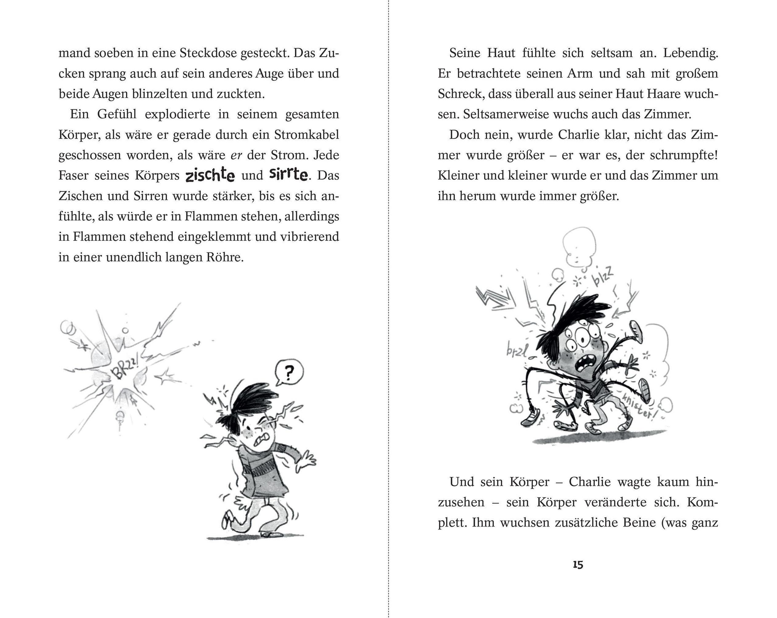 Charlie Kriegt Die Flatter Charlie Bd 1 Buch Versandkostenfrei Bestellen