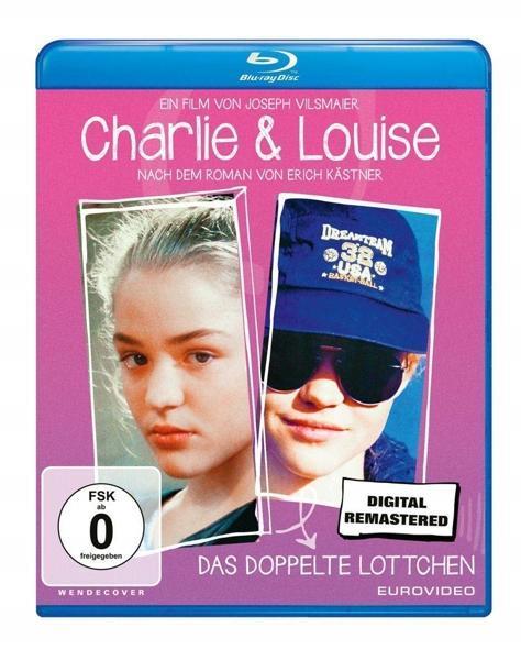 Image of Charlie & Louise rem/BD