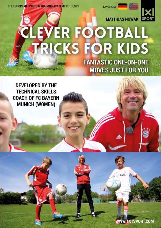 Image of Clever Football Tricks For Kids (Englische Version)