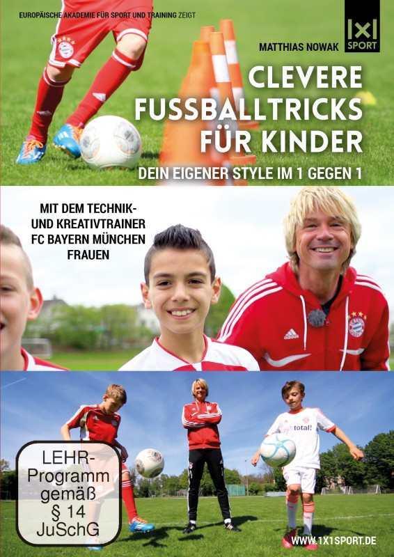 Image of Clevere Fussballtricks Für Kinder