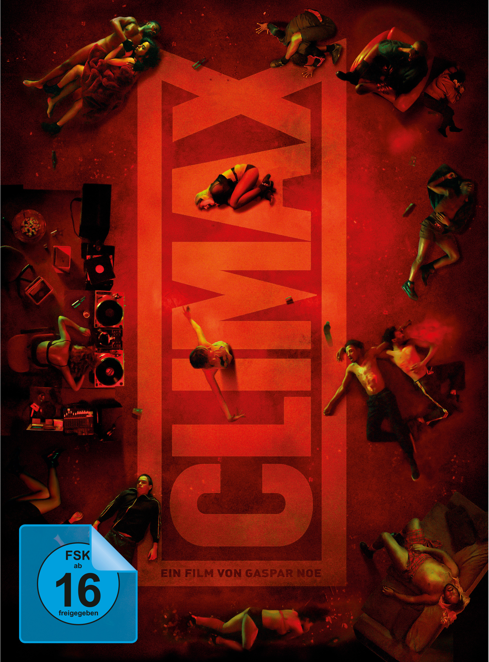 Image of Climax - Limited Mediabook Edition