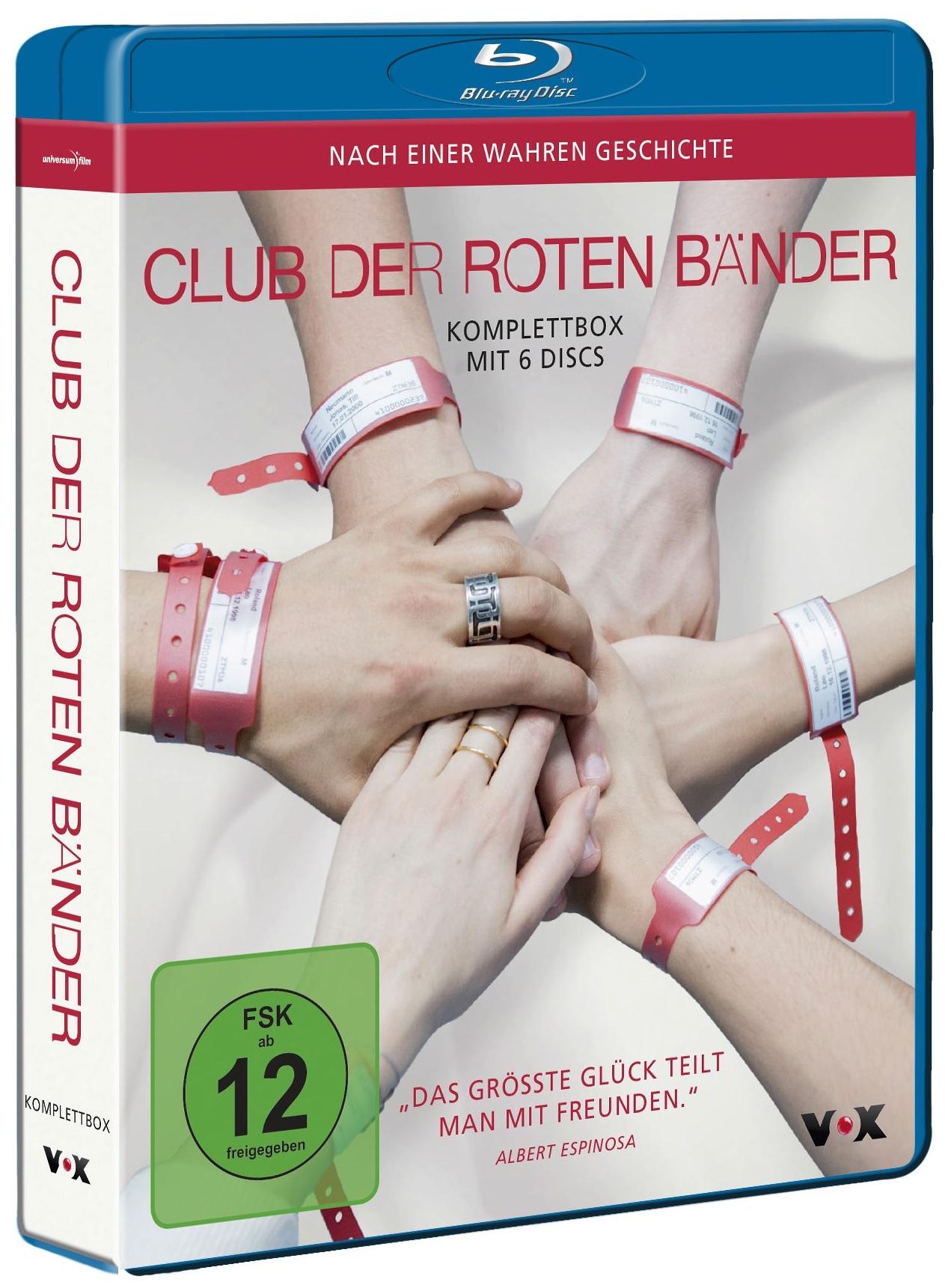Image of Club der roten Bänder - Die komplette Serie