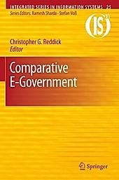 Comparative E-Government.  - Buch