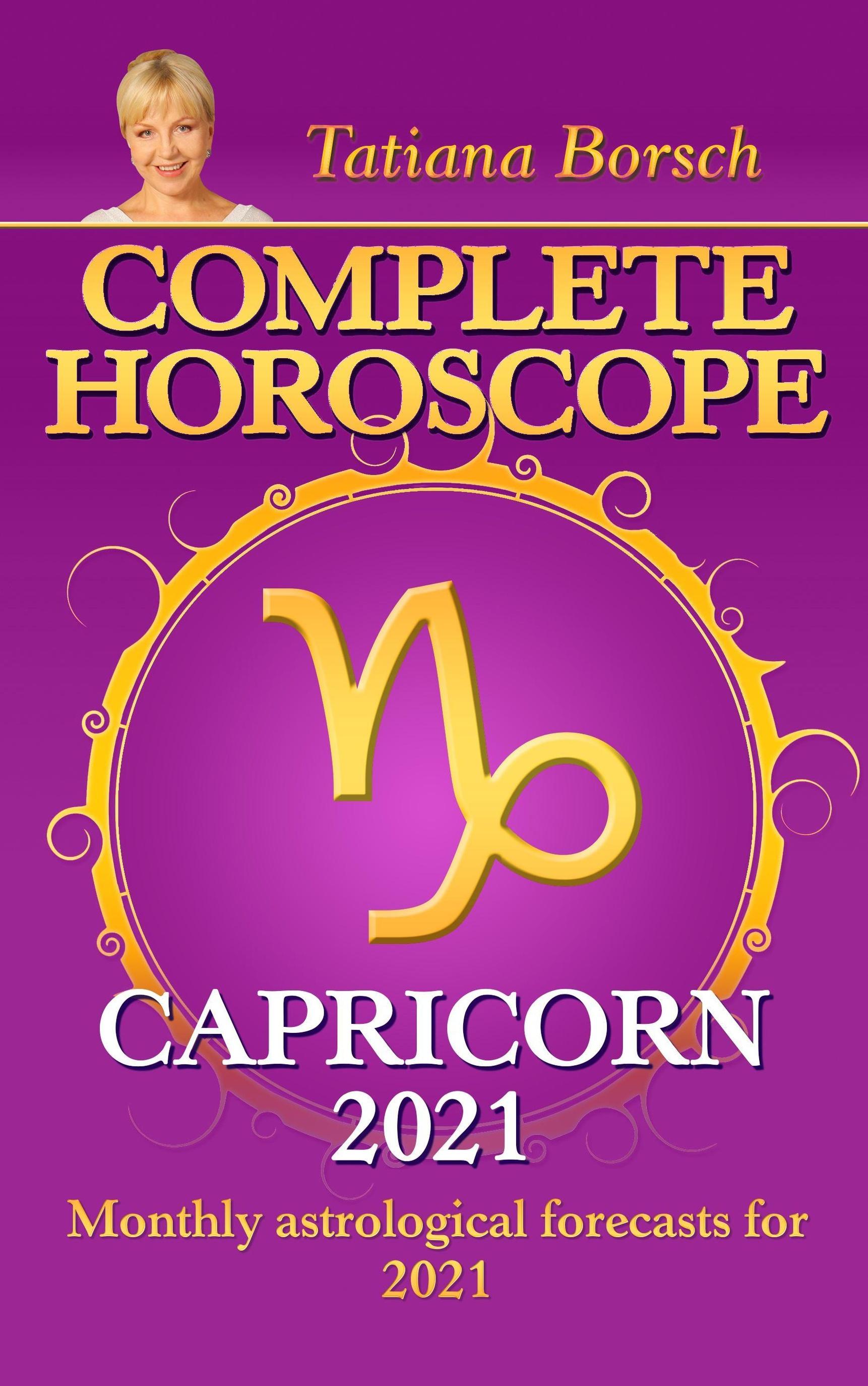 Complete Horoscope Capricorn 20 ebook jetzt bei Weltbild.de