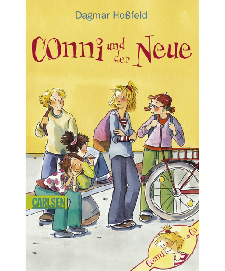 conni und der neue conni  co bd2 buch bei weltbildch