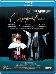 Image of Coppélia-The Bolshoi Ballet Hd Collection