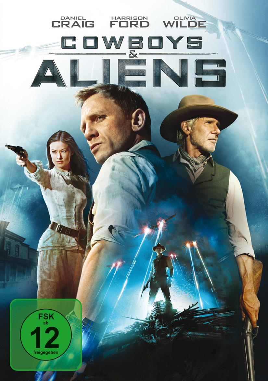 Cowboys Aliens Dvd Jetzt Bei Weltbild De Online Bestellen