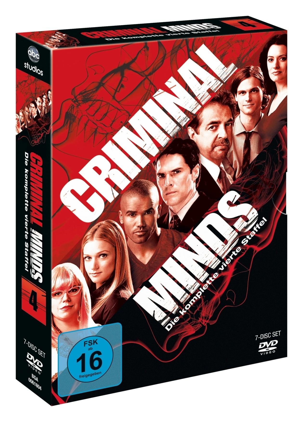Criminal Minds Staffel 4