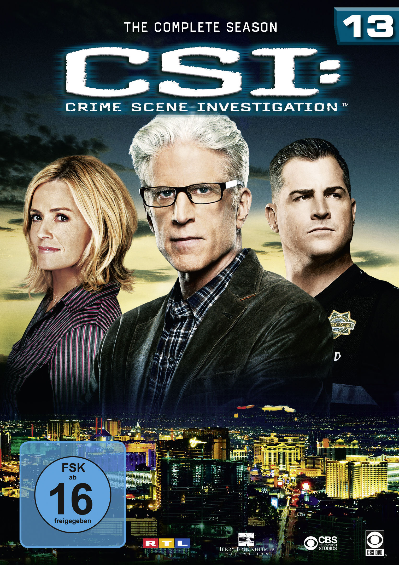 Image of CSI: Crime Scene Investigation - Season 13