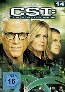 Image of CSI: Crime Scene Investigation - Season 14
