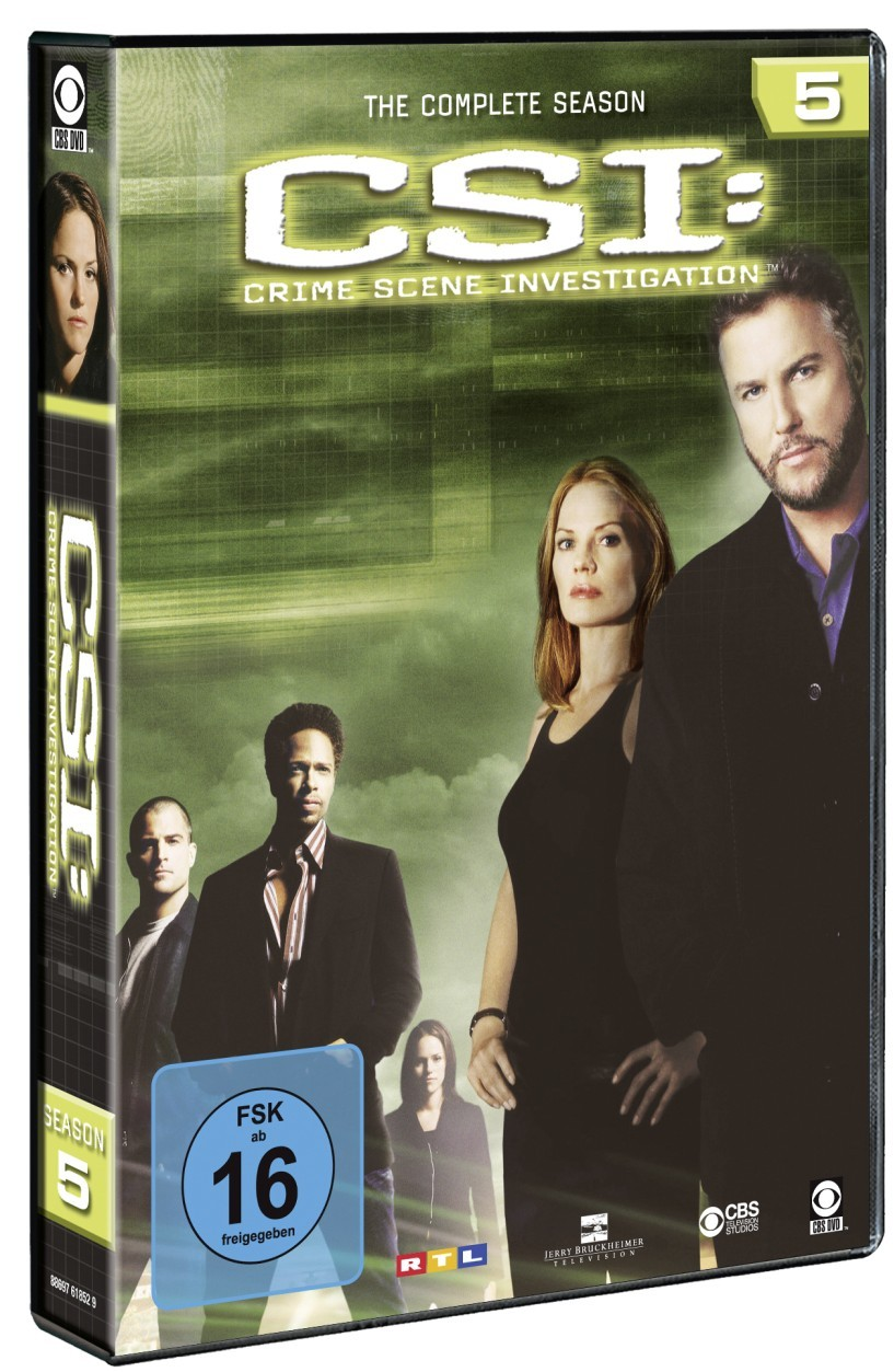 Image of CSI: Crime Scene Investigation - Season 5