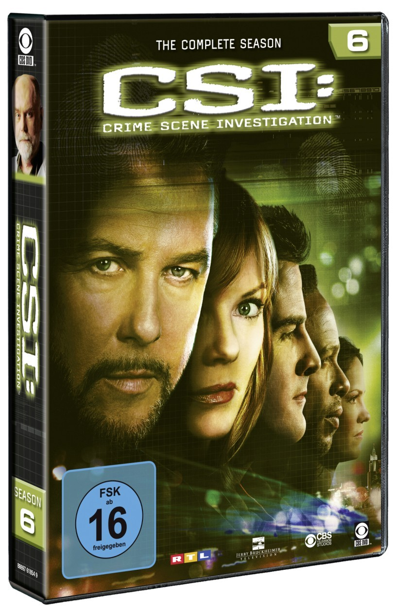 Image of CSI: Crime Scene Investigation - Season 6
