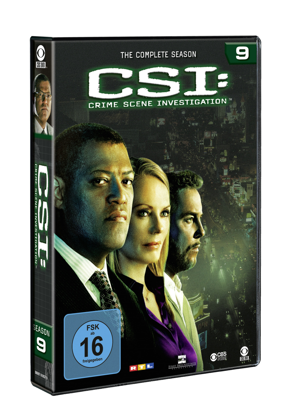 Image of CSI: Crime Scene Investigation - Season 9