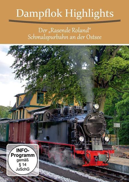Image of Dampf Highlights-Der Rasende Roland