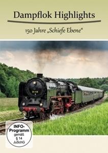 Image of Dampflok Highlights - 150 Jahre Schiefe Ebene