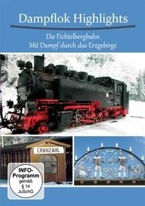 Image of Dampflok Highlights - Die Fichtelbergbahn & Mit Dampf durch das Erzgebirge