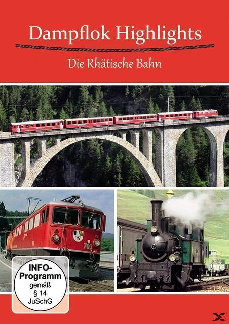 Image of Dampflok Highlights - Die Rhätische Bahn
