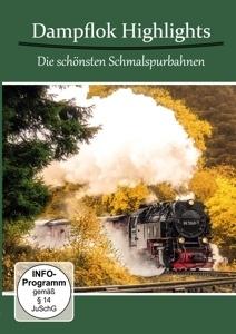 Image of Dampflok Highlights - die Schönsten Schmalspurbahnen