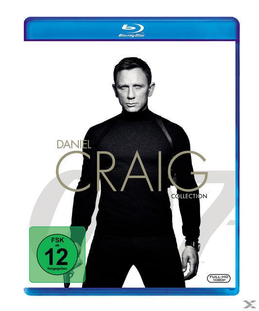 Image of Daniel Craig Collection incl. Spectre