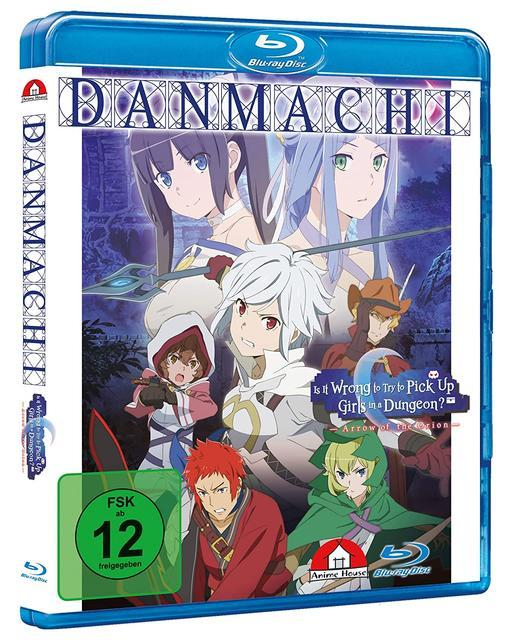 Image of Danmachi: Arrow of Orion - The Movie