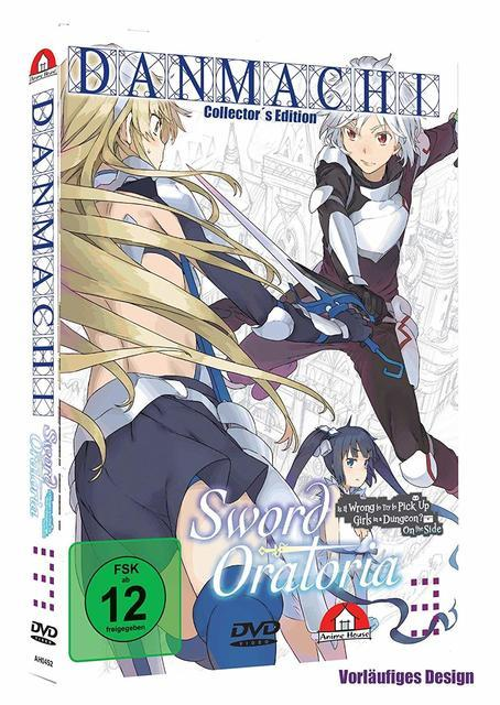 Image of DanMachi - Sword Oratoria - Vol. 3 Limited Collector's Edition