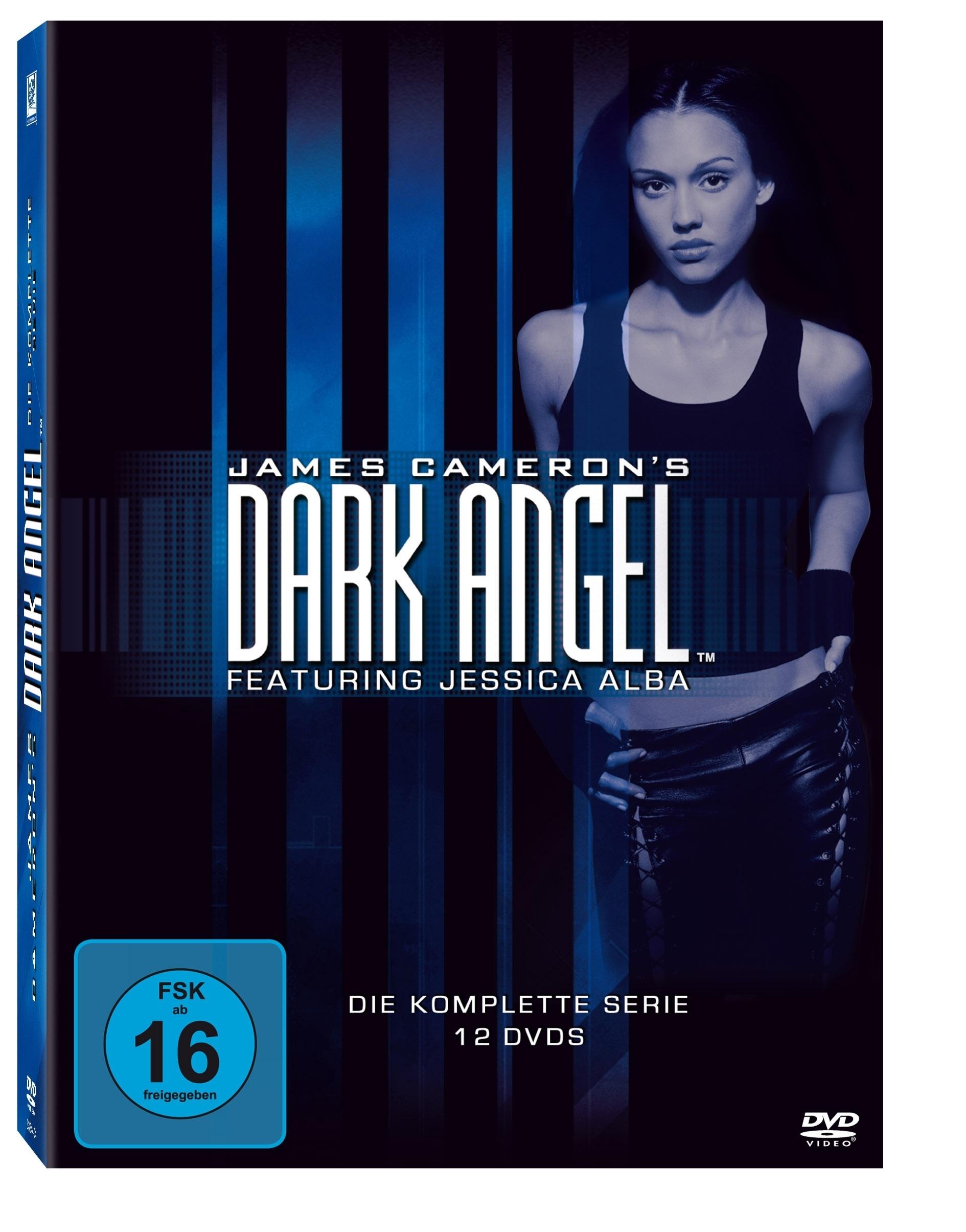 Image of Dark Angel: Die komplette Serie