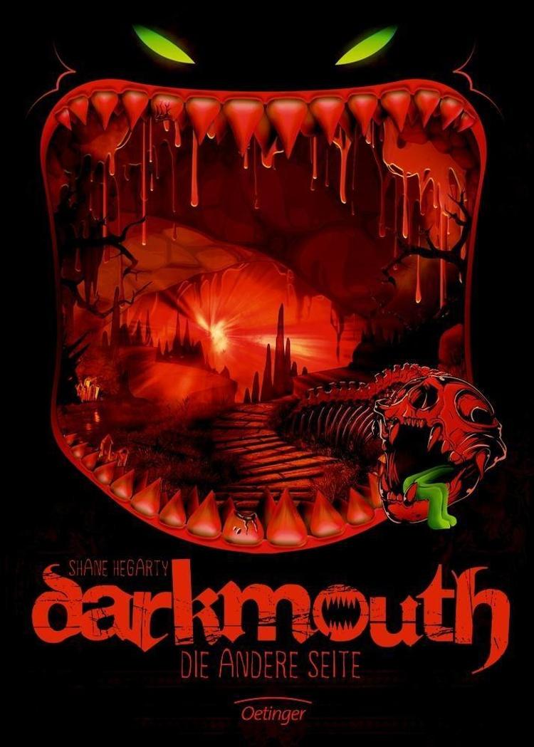 Darkmouth Band 2 Die Andere Seite Buch Versandkostenfrei Bei Weltbild Ch