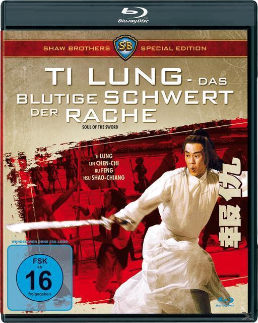 Image of Das blutige Schwert der Rache Special Edition