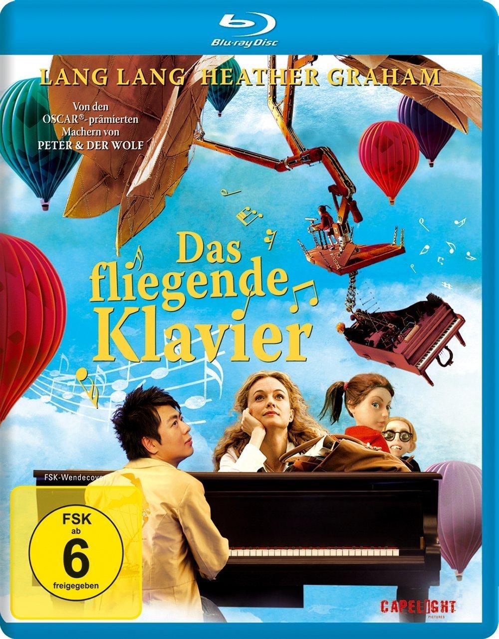 Image of Das fliegende Klavier