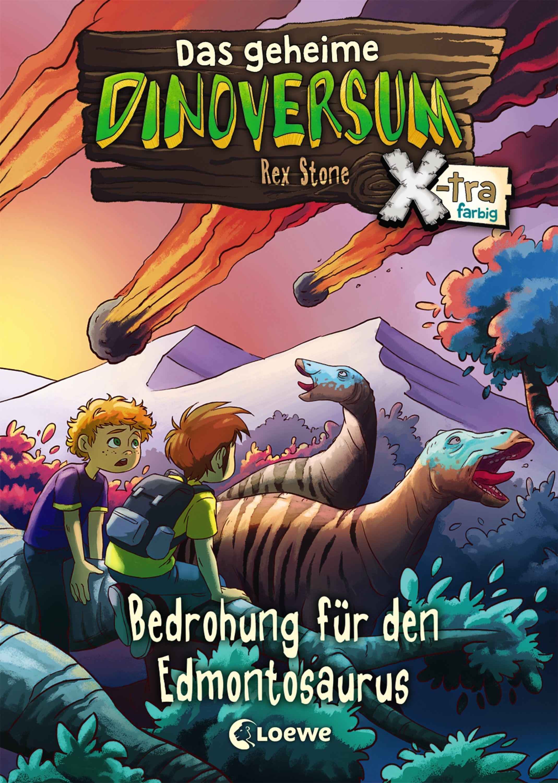 Das geheime Dinoversum 17 Umzingelt vom Preondactylus Rex Stone