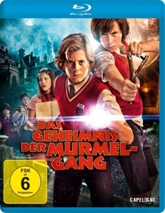Image of Das Geheimnis Der Murmel-Gang