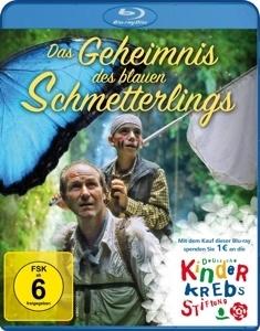 Image of Das Geheimnis Des Blauen Schmetterlings (Blu-Ray)