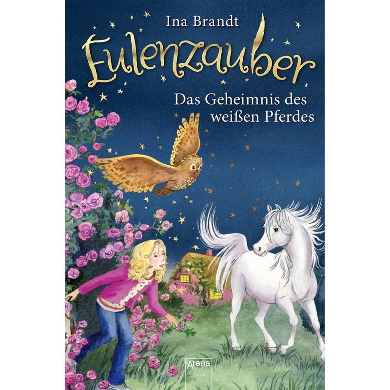 Das Geheimnis des weiÃ?en Pferdes / Eulenzauber Bd.13 - Ina Brandt