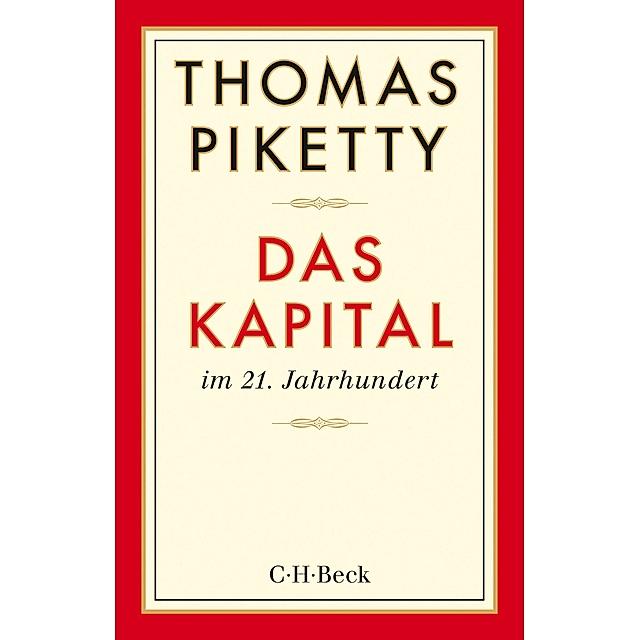 Das Kapital im 21. Jahrhundert Buch versandkostenfrei bei ...