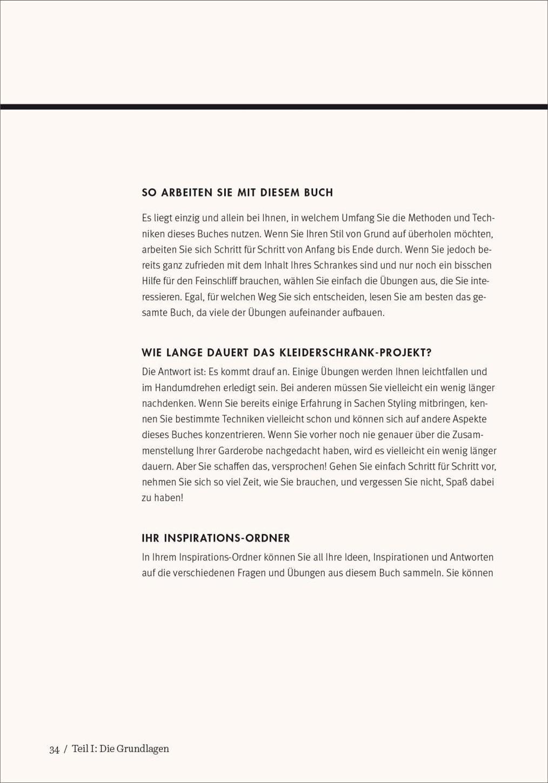 Das Kleiderschrank-Projekt Buch versandkostenfrei bei ...